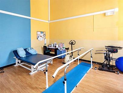 Fisioterapia e riabilitazione anziani