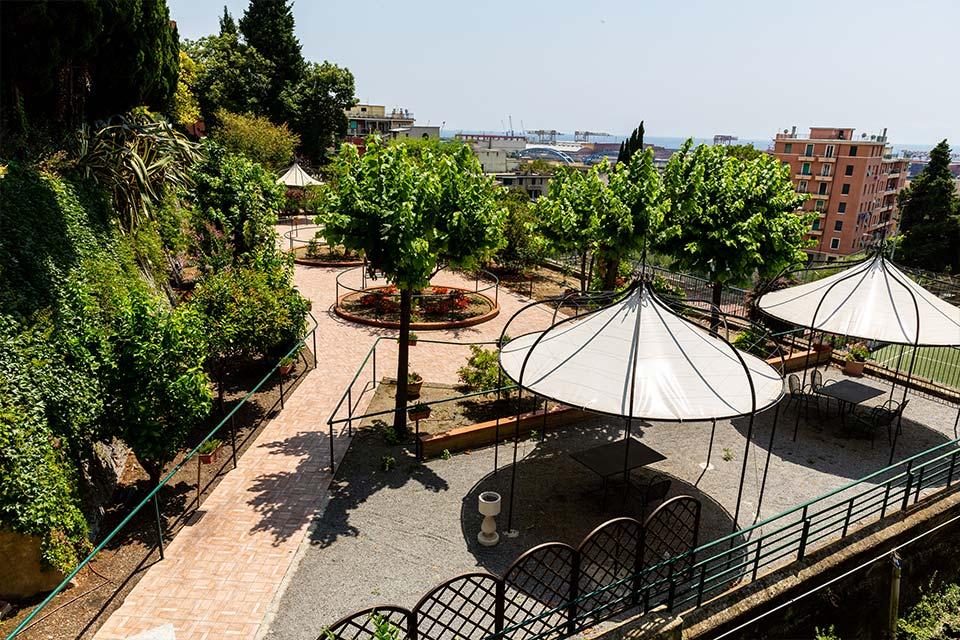 RSA Genova Villa Duchessa Galliera